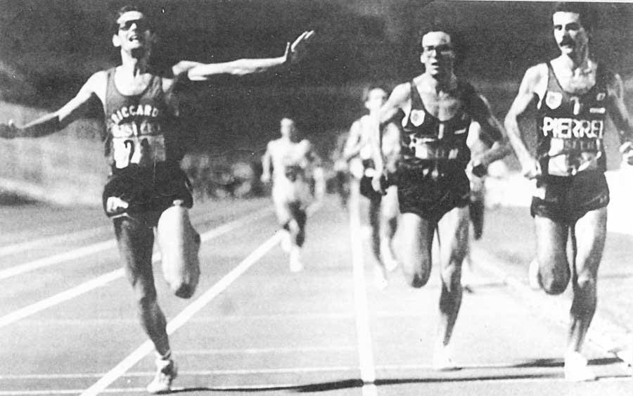 Morto Loris Pimazzoni, batté Cova e Panetta in uno storico 10.000 metri