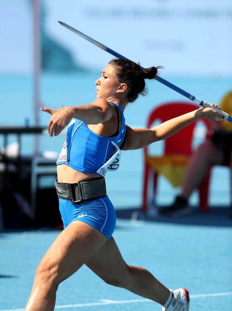 Coppa Europa lanci: super Sara Zabarino nel giavellotto U23