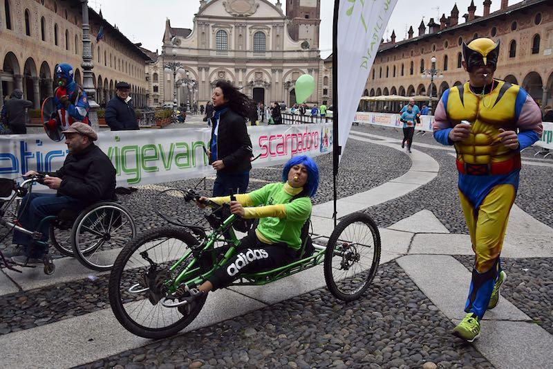 Domenica si corre la 13^ Scarpadoro di Vigevano