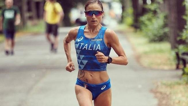 Sara Dossena correrà domenica in Giappone la Nagoya Women's Marathon