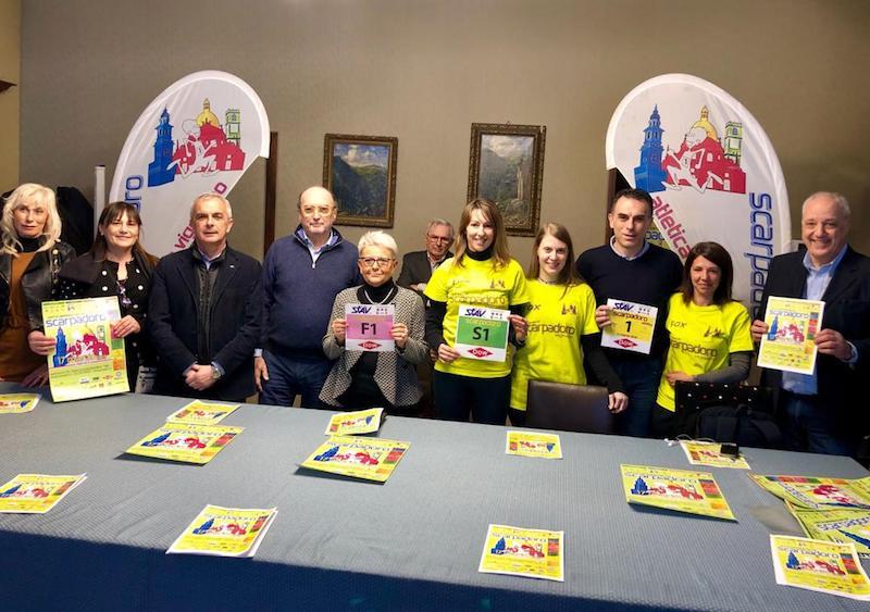 Presentata la 13^ Scarpadoro di Vigevano