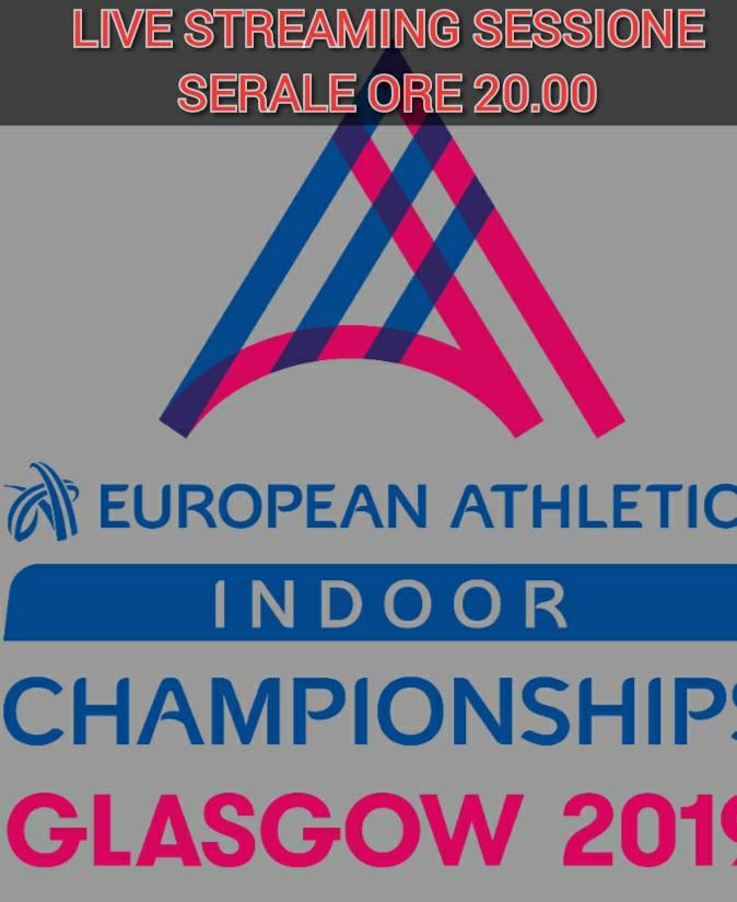 Europei Glasgow: lo streaming della sessione serale con 9 azzurri in gara delle ore 20,00
