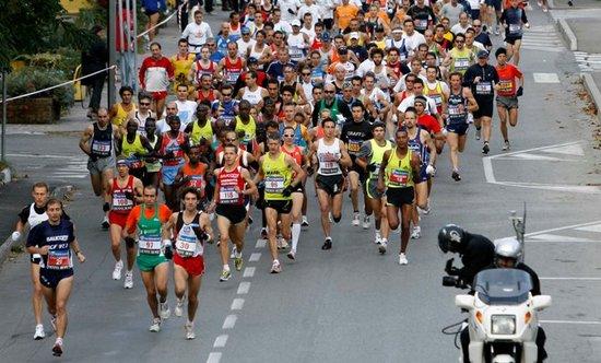 Solo Kenya nella Maratona di Gerusalemme