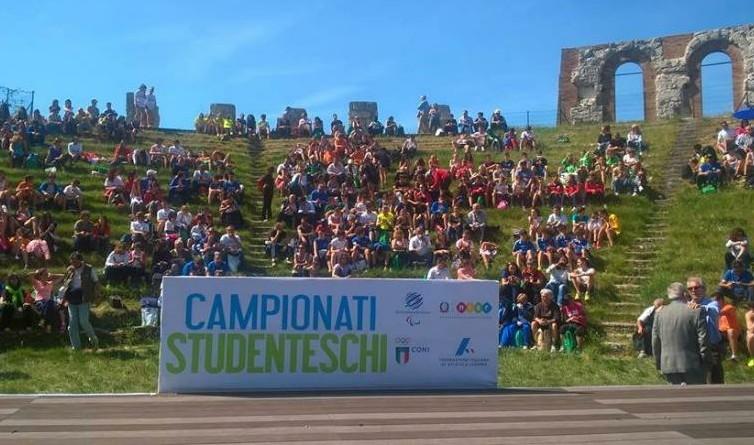 Domani a Gubbio gli studenteschi di Cross