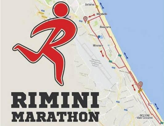 Domenica grande attesa per la Rimini Marathon