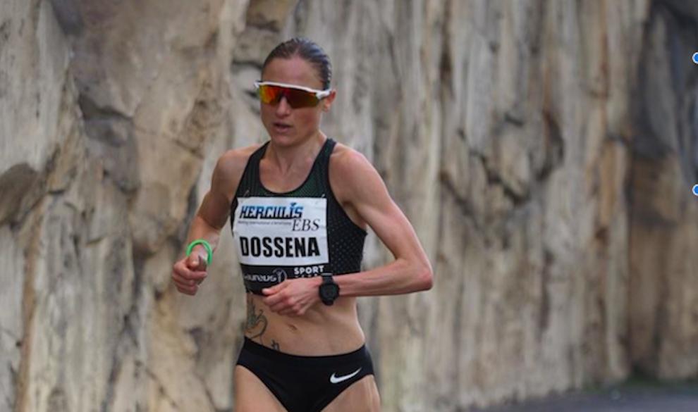 Sara Dossena annunciata alla T-Fast 10k,  da Torino a Stupinigi