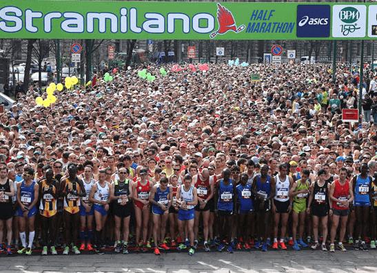 Record di iscritti per la Stramilano, otre 60.000 runners attesi domani al via