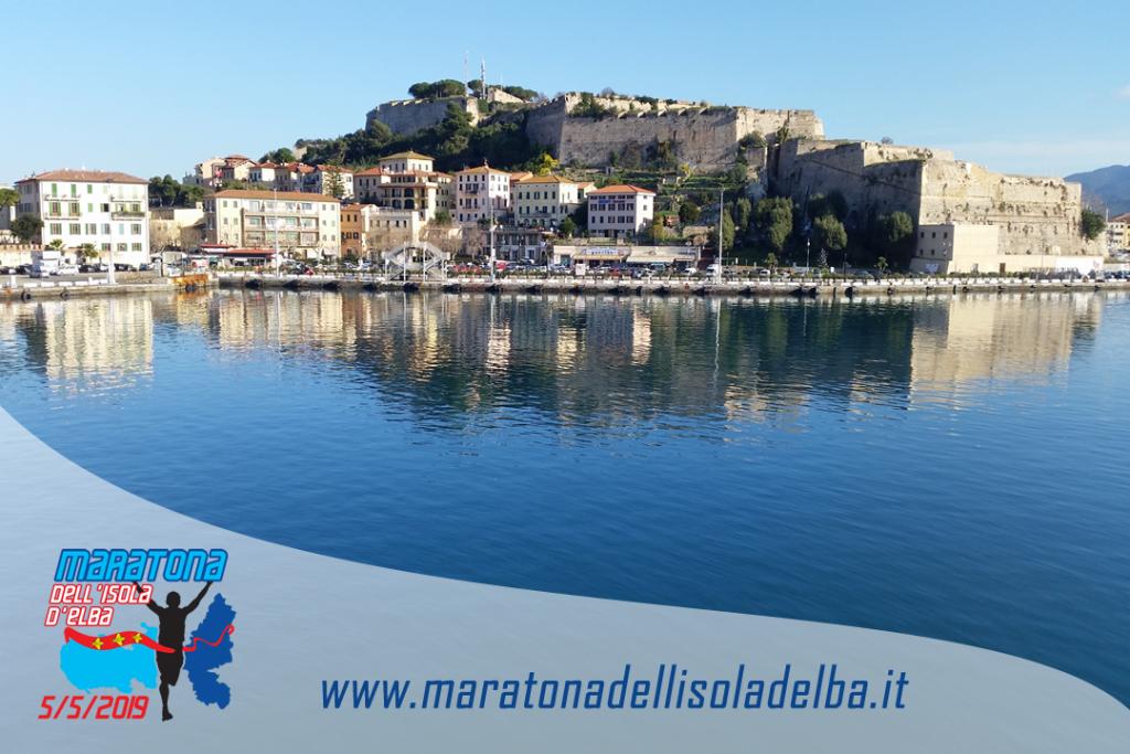 Maratona dell'Isola d'Elba, Domenica 5 maggio 2019