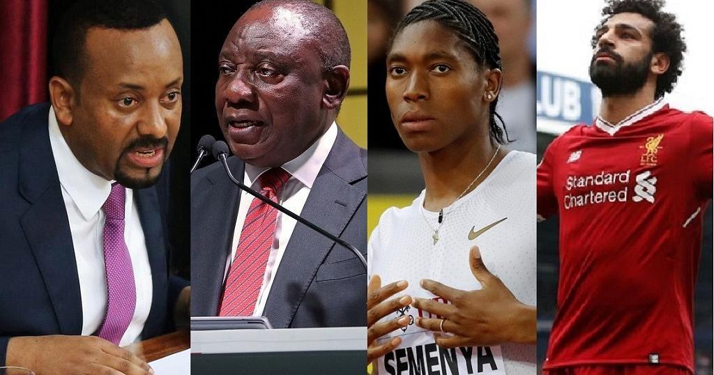 Caster Semenya tra le 100 persone più influenti nel 2019