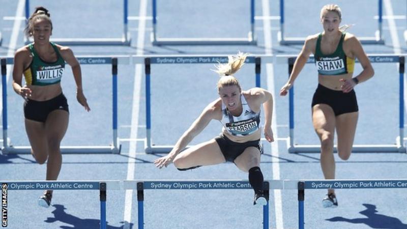 Sally Pearson torna correre un 100m. ostacoli dopo 14 mesi!