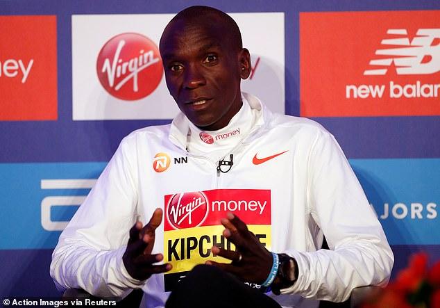 Eliud Kipchoge rinuncia ai campionati mondiali di Doha