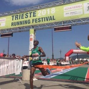 Dietro front, atleti africani riammessi alla maratona di Trieste