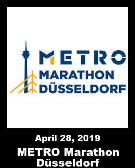 Subito un record nella Metro Marathon Düsseldorf, non ci sono atleti africani!