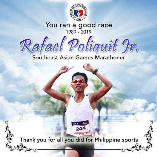 Morto a soli 30 anni il più famoso maratoneta filippino