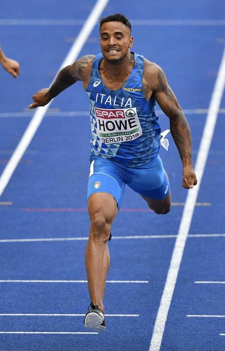 Andrew Howe torna a correre i 400 metri e va veloce!