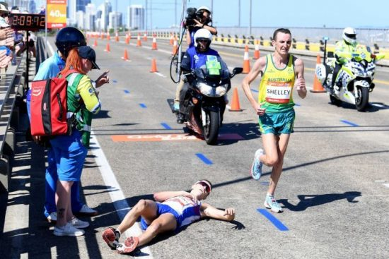 Muore runner di 35 anni che partecipava alla Two Oceans Marathon