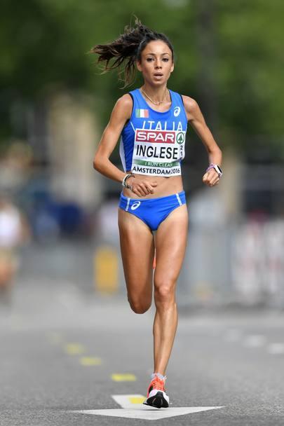 Veronica Inglese: convincente il rientro alla Roma Appia Run