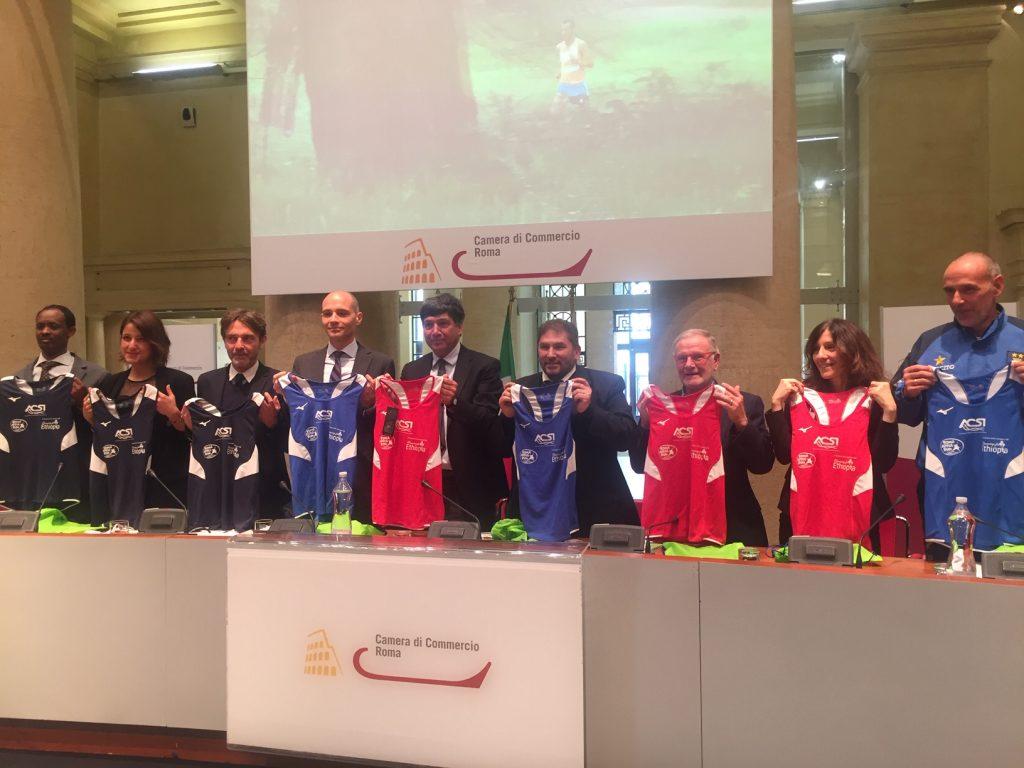 Presentata la XXI edizione della Roma Appia Run