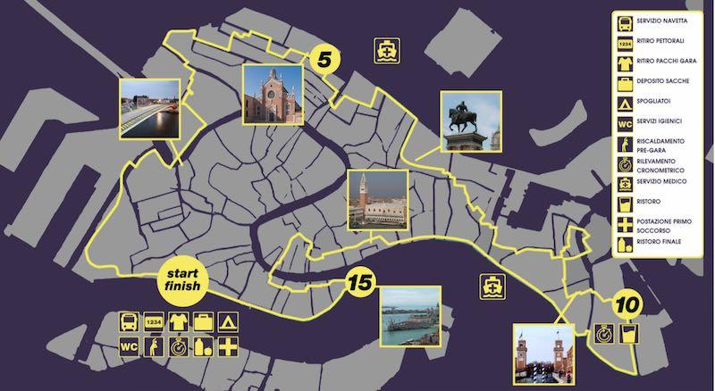 #EnjoyRespectVenezia – Domani si corre il 4° CMP Venice Night Trail nel rispetto della città e del suo ambiente