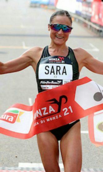 È Sara Dossena la stella della Padova Marathon