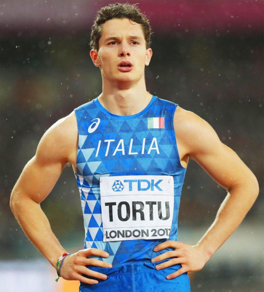 Filippo Tortu ufficializza l'esordio sui 100 metri a Rieti