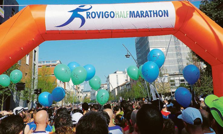 Rovigo Half Marathon: Domenica la 5^ edizione dei record