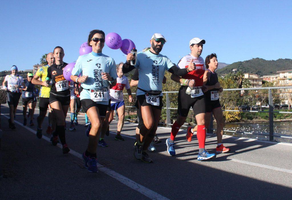 Sanremo Marathon: aperte le iscrizioni alla terza edizione