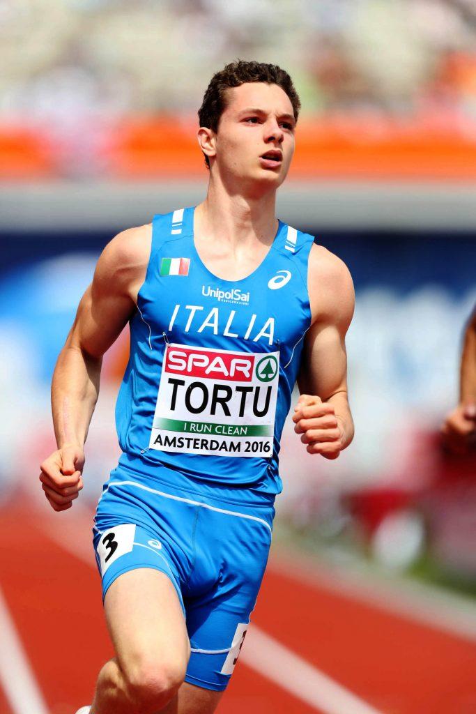 C'è anche Filippo Tortu  nel raduno dei velocisti a Roma