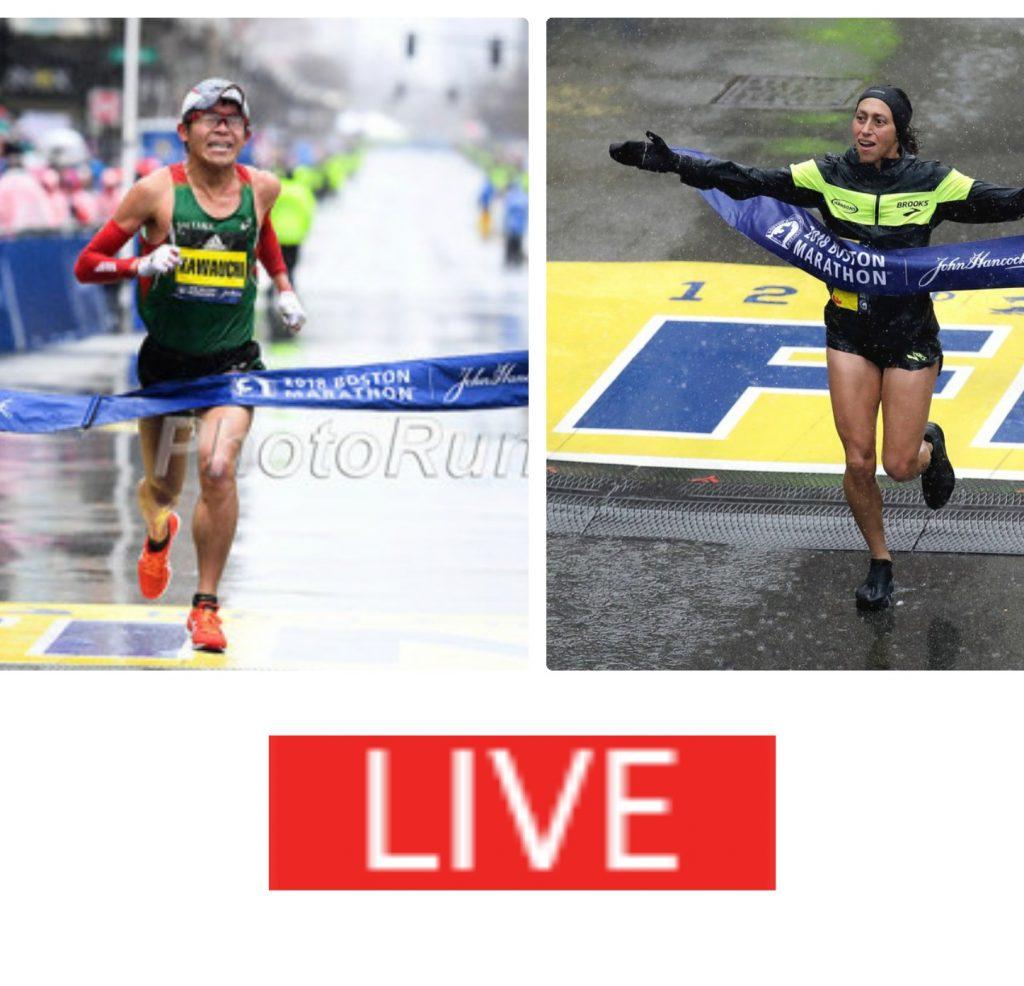 La diretta oggi della Maratona di Boston: ecco i protagonisti maschili e femminili