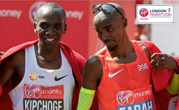 La diretta della Maratona di Londra  su RaiSport (Finalmente)