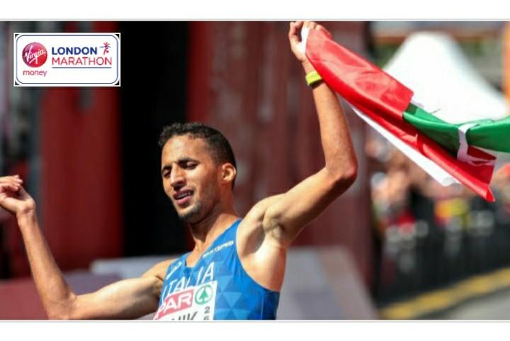 L'azzurro Yassine Rachik correrà la Maratona di Londra