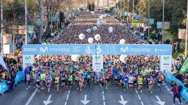 Kiprono vince la Mezza Maratona di Madrid