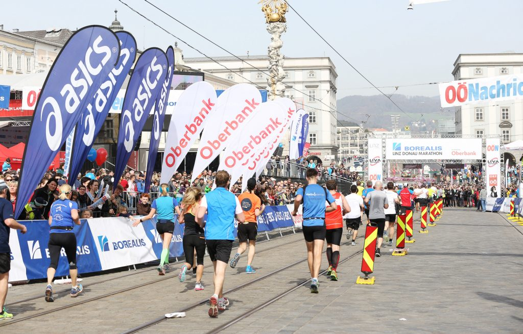 Risultati: 2019 Linz Marathon - Domenica 14 aprile