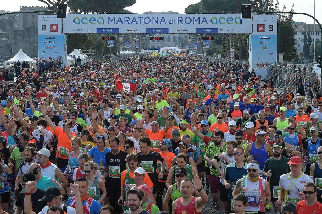Maratona di Roma, è polemica: persi in un anno quasi 5.000 iscritti