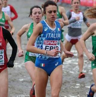 Giovanna Epis ottimo personale nella maratona di Rotterdam