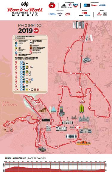 Grandi nomi sabato alla Rock 'N' Roll Marathon di Madrid