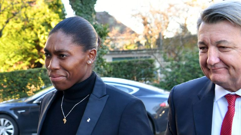 Caster Semenya:  domani la storica sentenza del Cas