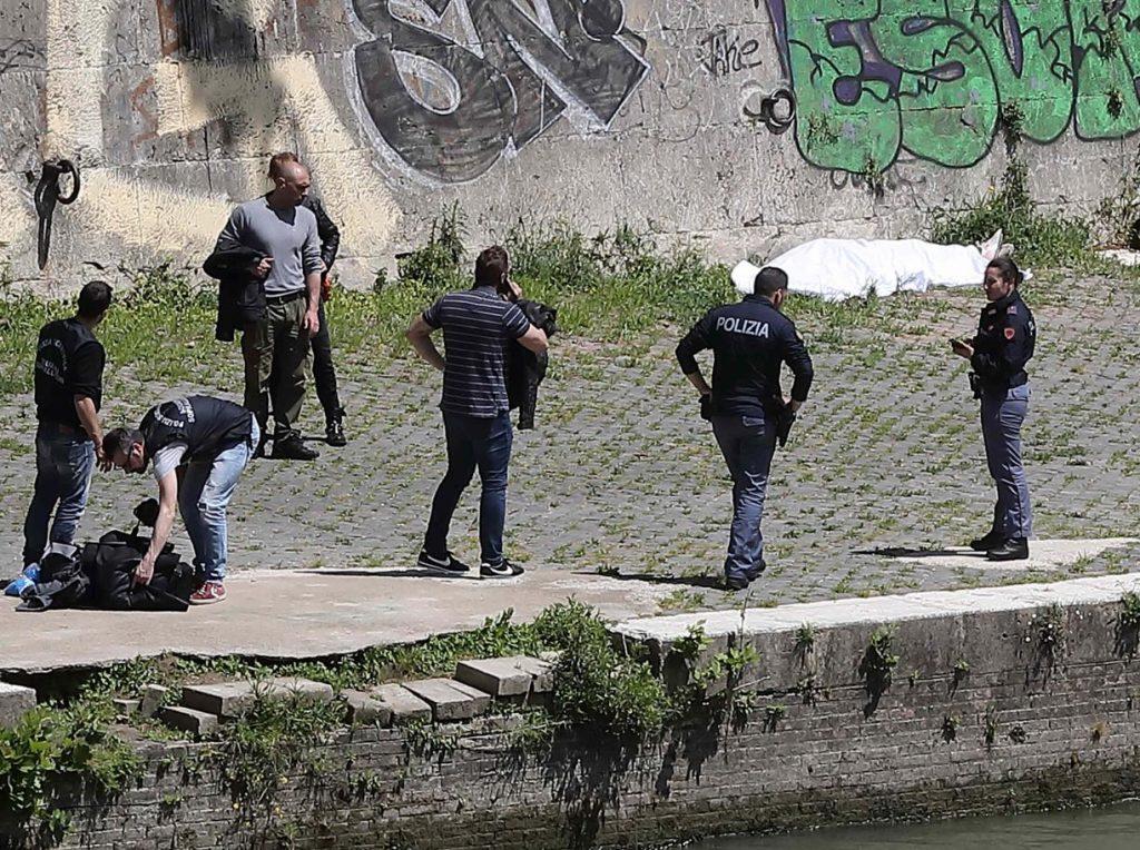 Cadavere di un'atleta tunisina di 37 anni trovato a Roma (ponte Sisto), è giallo!