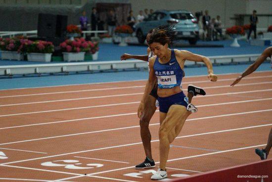 Shangai Diamond League: che sorpresa nei 1500 donne, vince Rababe Arafi