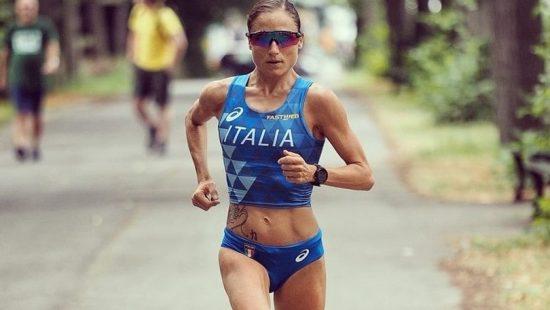 Sara Dossena sfiora il personale nella mezza maratona della
