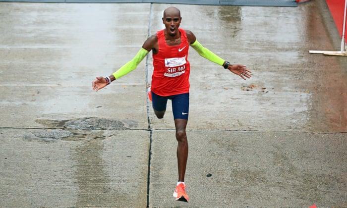 Mo Farah ci ripensa (di nuovo): niente mondiali in  pista,  correrà invece la Maratona di Chicago