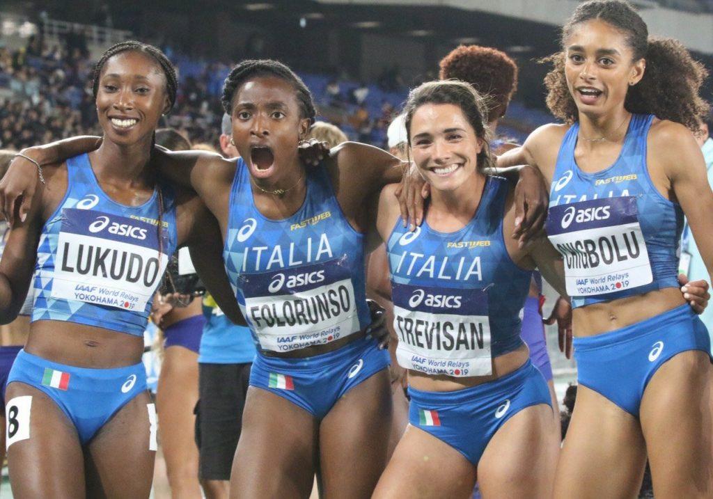 Mondiali staffette, meraviglioso bronzo per la 4x400 femminile