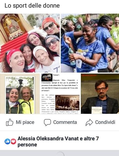 """Il 2 Giugno """"Lo Sport delle donne"""" sarà presente al """"Cross città di Nettuno""""- di  Matteo SIMONE"""