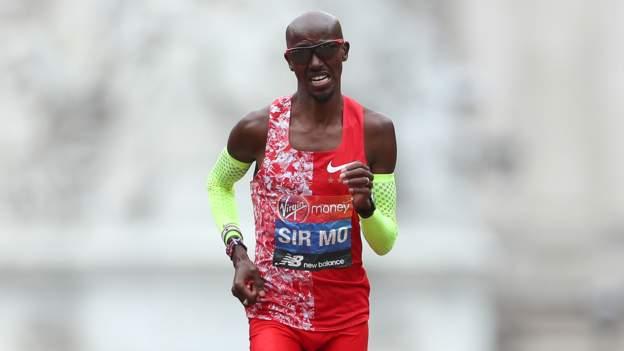 Mo Farah corre oggi i 10.000 metri di Londra, la diretta streaming
