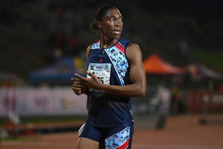 Caster Semenya correrà gli 800 metri domani a Doha nella Diamond League