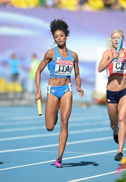 Mondiali staffette:: la 4x400 metri femminile conquista la finale
