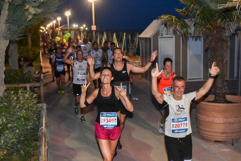 Domani si corre la 9^Jesolo Moonlight Half Marathon&10K con 6000 iscritti e l'azzurro Eyob Faniel