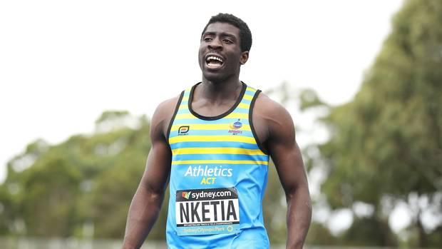 Scoppia una guerra di offerte a sei cifre per la stella 17enne della  velocità Kiwi Edward Osei-Nketia