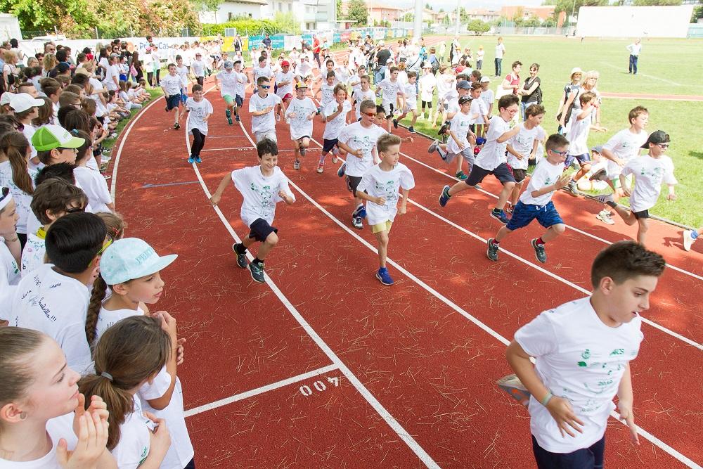 CS | 23^ Giornate di Sport Cultura Solidarietà - studenti e persone con disabilità protagonisti di eventi sportivi e artistici