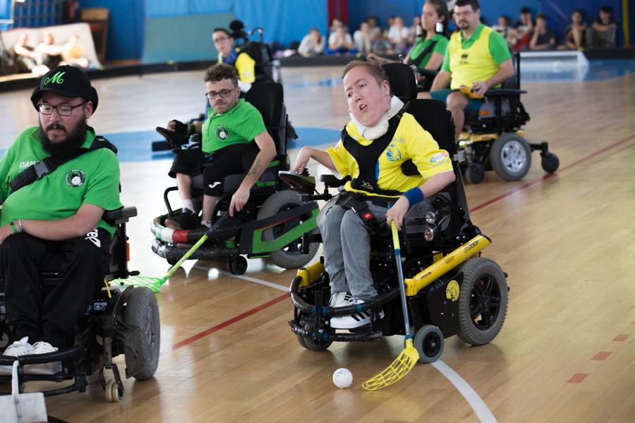 CS | 23^ Giornate di Sport Cultura Solidarietà - dimostrazioni di sport integrato con studenti e persone con disabilità
